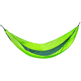 CAMPZ Nylon Hangmat Ultralight, green/green